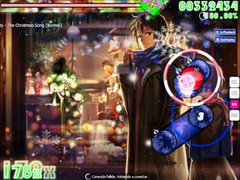 Osu! | Owl City - The Christmas Song Normal SS