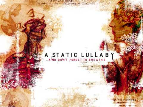 A Static Lullaby - Love To Hate Hate To Me