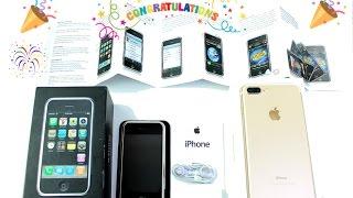 10 Years Anniversary of iPhone
