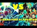 Real Life Yugioh - LUNALIGHT vs BLACKWING | April 2017 Scrub League