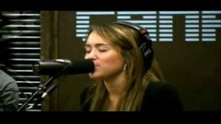 THE CLIMB (ACUSTICO) - MILEY CIRUS
