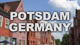 Potsdam, the Capital of Brandenburg, Germany