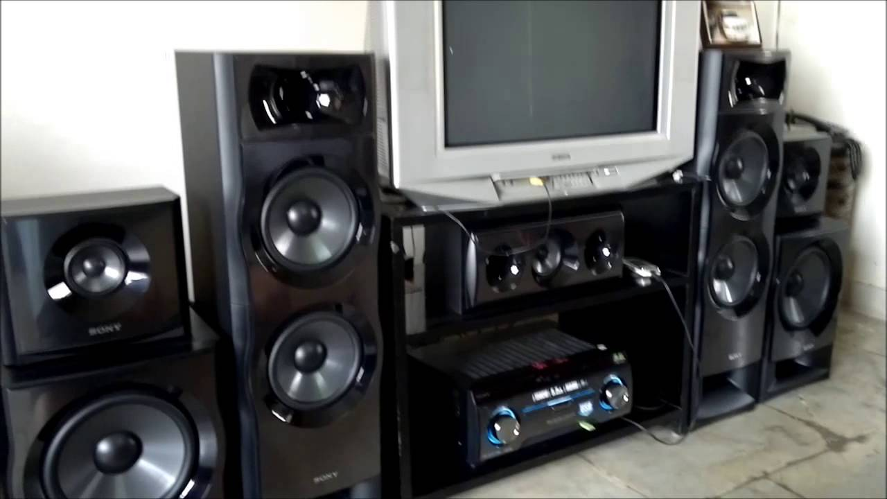 Sony ht m5 home theatre system 5 2 channel vikramjeet - Home cinema 7 2 ...