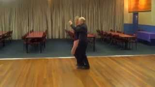 Sharon Saunter Sequence Dance