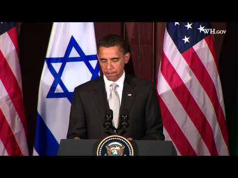 President Obama, PM Netanyahu, and President Abbas Speak to the Press