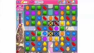 How to play Candy Crush Saga Level 48 - 3 stars - No booster