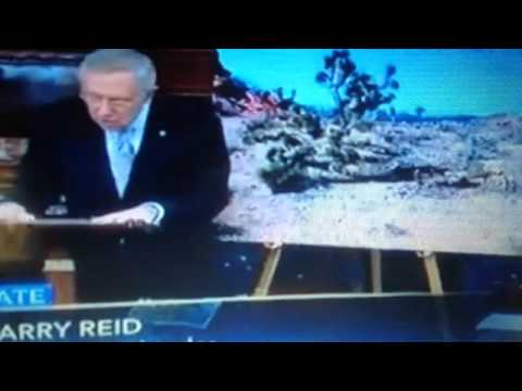Harry Reid and U.N. try to Steal the Carol Bundy Ranch, but she has a Message for them !