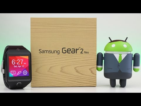 Samsung Gear 2 Neo: Unboxing, Hands-On, And Overview