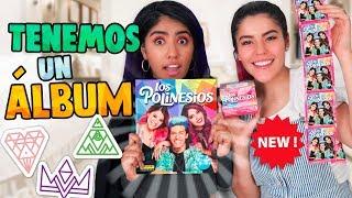 NUESTRO NUEVO ÁLBUM DE ESTAMPAS | LOS POLINESIOS