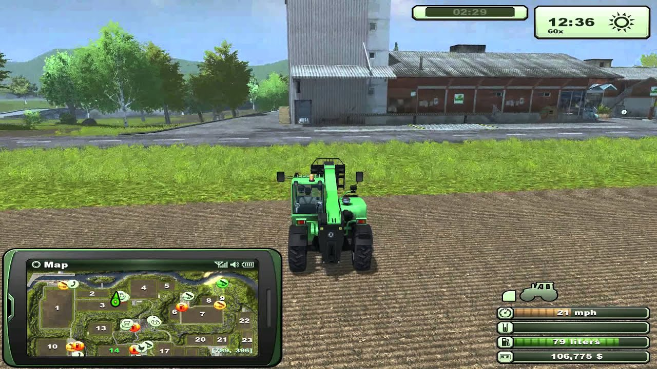 Farm Farming Simulator Farming Simulator 2013 Front