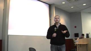 - Venture Capital - Mark Suster's speech at NYU