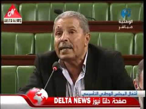 image vid�o الناصر البراهمي:الحكومة لا تعيّن من ولاّة إلا النطيحة والعرجاء