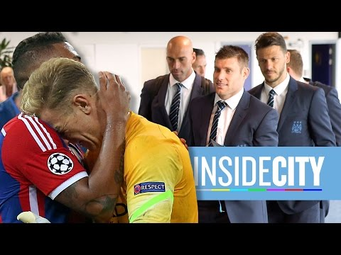 INSIDE CITY 123 | Chappy's Adventures and Munich in the Champions League