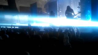 "Meshuggah ""Dancers To A Discordant System"" Live 2:15:2013 NYC"