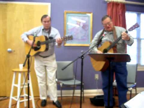 NEATH THE OLD OLIVE TREE sung by Don Mosley and Larry Akins