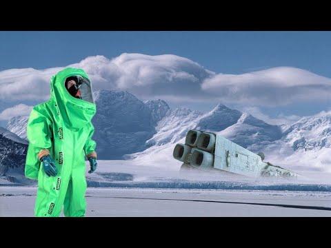Находки которые потрясли мир! В Антарктиде нашли инопланетную базу. Упавшее НЛО пришельцев