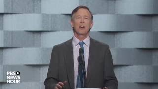 Watch Gov. John Hickenlooper