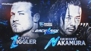 WWE Backlash 2017 Match Card Full