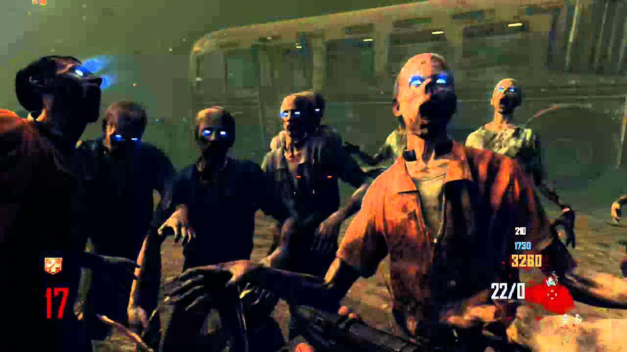 Fuga épica no Zombies