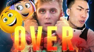 JAKE PAUL IS FINALLY OVER and The Emoji Movie (ASOT)