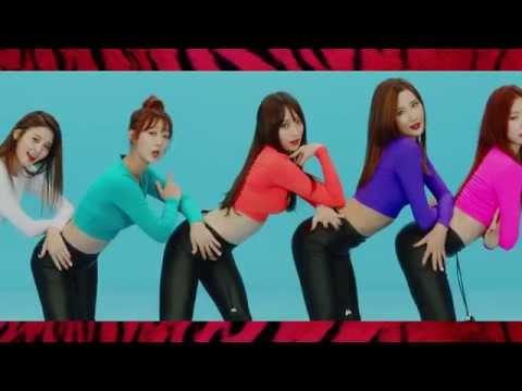 [exid(이엑스아이디)] '위아래' (up&down) Mv video