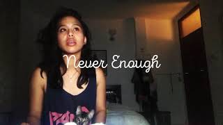 Cover Version - Never Enough by Loren Allred