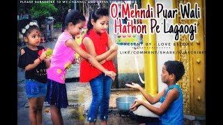 O Mehndi Pyar Wali Hathon Pe Lagaogi | Dil Tod Ke Hasti Ho | Official Song | Keshab Dey|FT-magna&jal