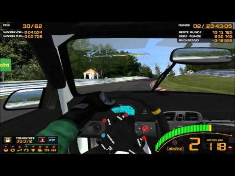 GTR2 24h/VLN Nürburgring mod
