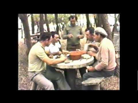 Excurs�o de Bicicleta de Tent�gal � Praia da Tocha - 1986