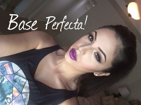 Como aplicar tu base de maquillaje .. Aplicación perfecta