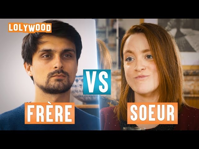 Lolywood - Frère VS Soeur thumbnail