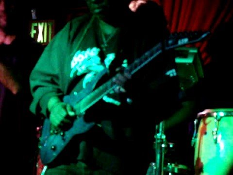 Bloco 9. Blackbyrd McKnight w/ Delta Nove 10.1.08