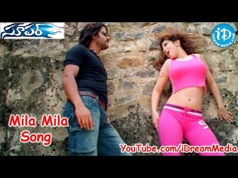 Mila Mila Song Super Movie Songs Nagarjuna Anushka Shetty Ayesha ...