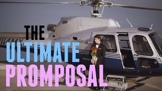 The Ultimate Promposal | Brent Rivera
