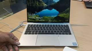 HUAWEI MateBook X Pro Laptop Review - Price