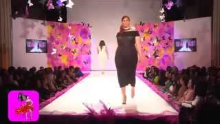 Shanda Style - Plus Size Fashion At New York Runway Show