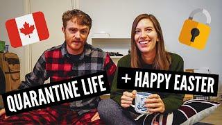 QUARANTINE LIFE in Canada vlog