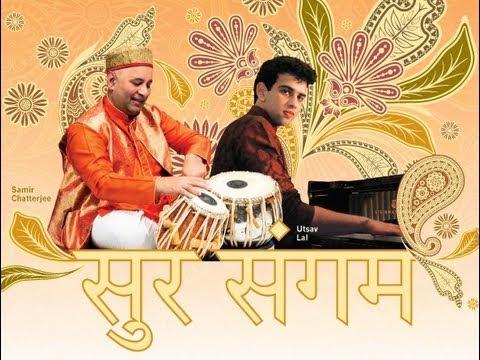 Utsav Lal & Samir Chaterjee at Asia Music Society , Hong Kong