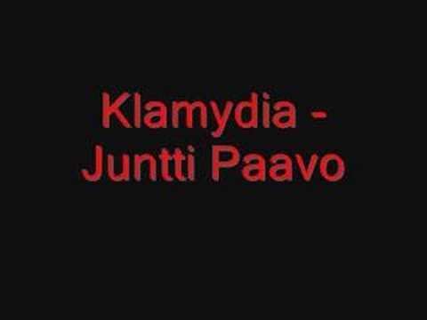 Klamydia - Juntti Paavo