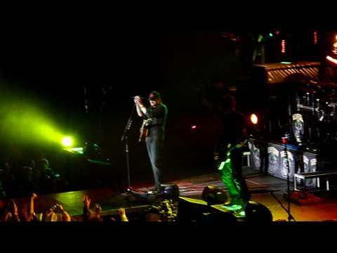 Eric Church Concert Intro Before She Does Live at The Huntington Center