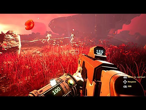 GENESIS ALPHA ONE - New Gameplay Trailer (FPS Space Survival Game 2018)