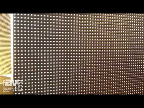 ISE 2014: Artixium Introduces Its Rental LED Panels