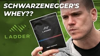 Ladder Whey Protein Review - Why Schwarzenegger's Whey Is Outstanding
