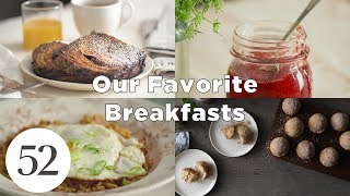 Our Favorite Breakfast Recipes
