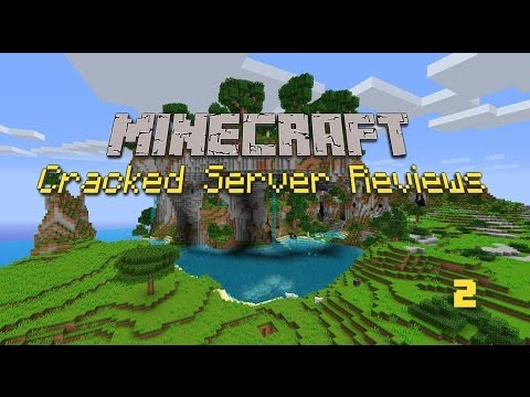 Minecraft Server Reviews: Cracked 24/7 1.8 [NO HAMACHI] No whitelist Survival ep. 2