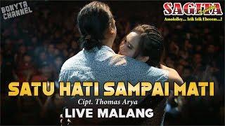 Eny Sagita Ft Kakung Lintang - Satu Hati Sampai Mati - Versi Jandhut (Live Malang)