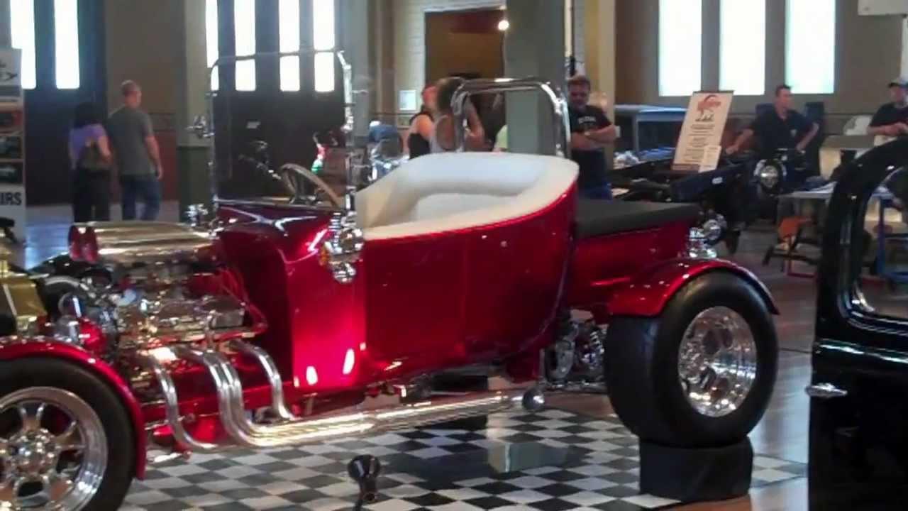 Exhibition Buildings Car Show