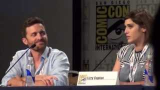 The Sidekick panel at SDCC 2013 (partial)