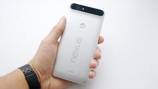 Обзор Huawei Nexus 6P: распаковка, внешний вид, звук и экран