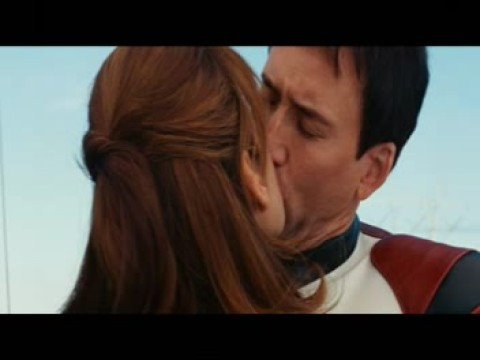 Eva Mendes Kiss Video